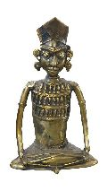 Musician Sculpture
