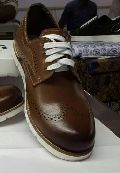 Mens Leather EVA Sole Shoes
