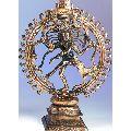 1958 Gun Metal Nataraja Statue