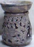 Soap Stone Aroma Lamp - 9927