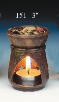 Soap Stone Aroma Lamps