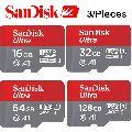 Sandisk Ultra Memory Cards