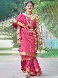 Nine Yard Silk Sarees
