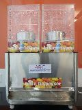 Apple juice dispenser
