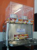 Twin jar juice dispenser