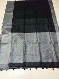 Pure Silk Linen Sarees