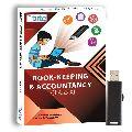 Letstute Book-Keeping Accountancy For Class XI Pen Drive