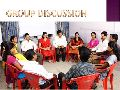 Group Discussion Training Program