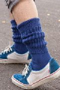 Mens Slouch Socks