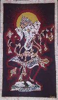 Dancing Ganesha Paintings