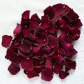 Dry Red Rose Petals