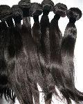 Remy Single Drawn Black Hair