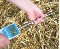 Straw Moisture Meter