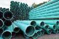 Green Sewer Pipes