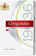 Originals Cigarettes
