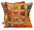 Sari Cushion Covers