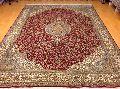 Silk On Silk Carpets