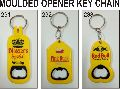 Molded Opener Keychains