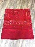 bandhani shawl