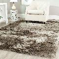 Polyester Woolen Shaggy Carpet