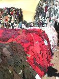 Waste Acrylic Cloth