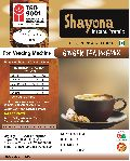 Shayona Ginger tea