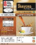 Shayona Lemon Tea Premix