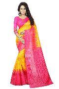 Pink Pallu Embroidered Sarees