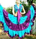 Silk Ladies Dress