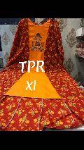 TPR cotton designer kurtis