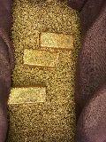Gold Bars, Gold Dust