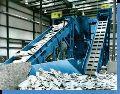 Chevron Cleated Conveyor System
