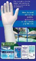 Surgicare Sterile Latex Powdered Surgical Gloves