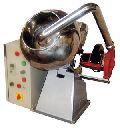 Lab coating pan