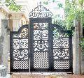 Designer Cast Iron Gate
