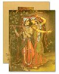 Radha Krishna Invitation Cards