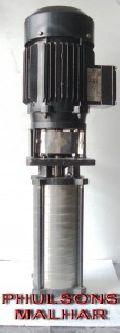 Multi Stage Coolant Pumps