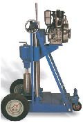 Pavement Core Drilling Machine