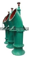 Single Stage Vertical Axial Flow Pump