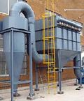 Industrial Dust Collector 2