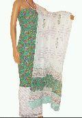 Floral Print Cotton Salwar Suit Material