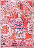 Goddess Durga Painting