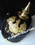 Armour Pickelhaube Helmet