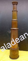 Brass Nautical Spyglass Telescope