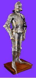 Gothic Armour Suit