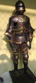 German Gothic Armour Suit