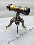Nautical Brass Tripod Stand Telescope