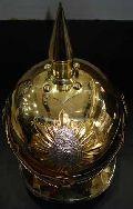 Sachsen Pickelhaube Helmet