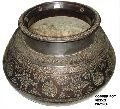 Copper Flower Pot - 02