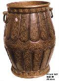 Copper Flower Pot - 04